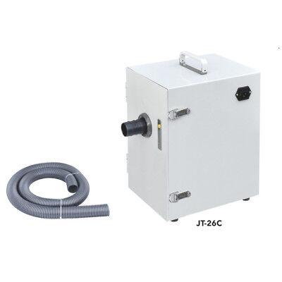 Dental Lab Digital 370w Single-row Dust Collector Vacuum Cleaner Jt-26c Lmws