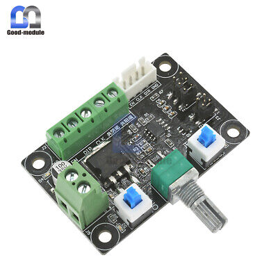 Stepper Motor Driver Controller Pwm Pulse Signal Generator Speed Control 12v-24v