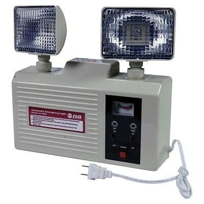 Nippon At108 Emergency Stairwell Light Rechargeable Battery Backup