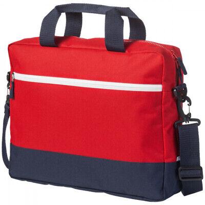 Laptoptasche 14 Zoll Oakland Laptoptasche Polyester Abmessungen 37,5x 14 x24,5  Rote Laptop-tasche