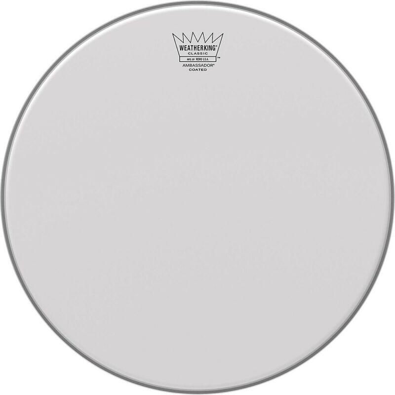 Remo Ambassador Classic Fit Coated Drum Head 14 in.