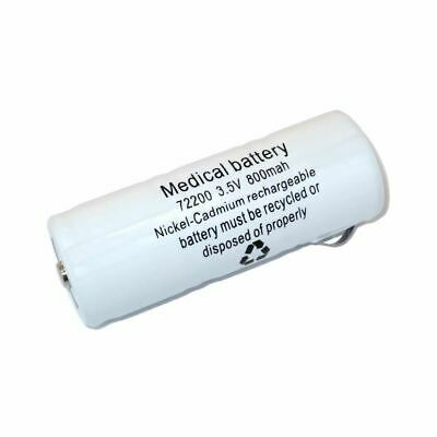 3.5v Rechargeable Nicad Handle - 72200 3.5V Ni-Cad Rechargeable Replacement Battery For Welch Allyn Power Handles
