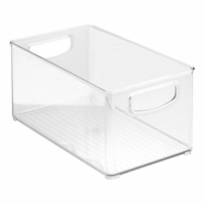 Family Kitchen Organizer Bin for Pantry, Refrigerator, Freezer & Storage Cabinet