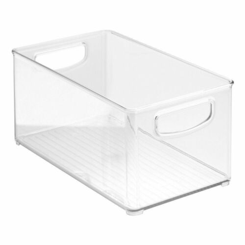 Home Kitchen Organizer Bin for Pantry, Refrigerator, Freezer