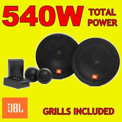 JBL 2-WAY 6.5 INCH 16.5cm CAR VAN DOOR 2WAY COMPONENT TWEETERS SPEAKERS...