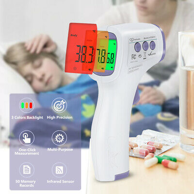 Digital Infrared Forehead Turkey Thermometer Non-contact Medical Temperature Gun