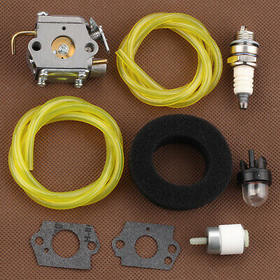 Carburetor Air Filter For Craftsman 316.292620 2-Cycle Mini-Tiller Cultivator (2 Cycle Mini Tiller)