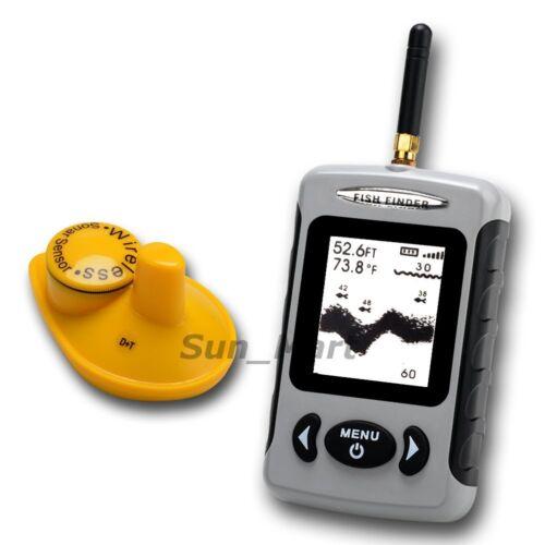 эхолот fishfinder lucky ffw718 sonar инструкция