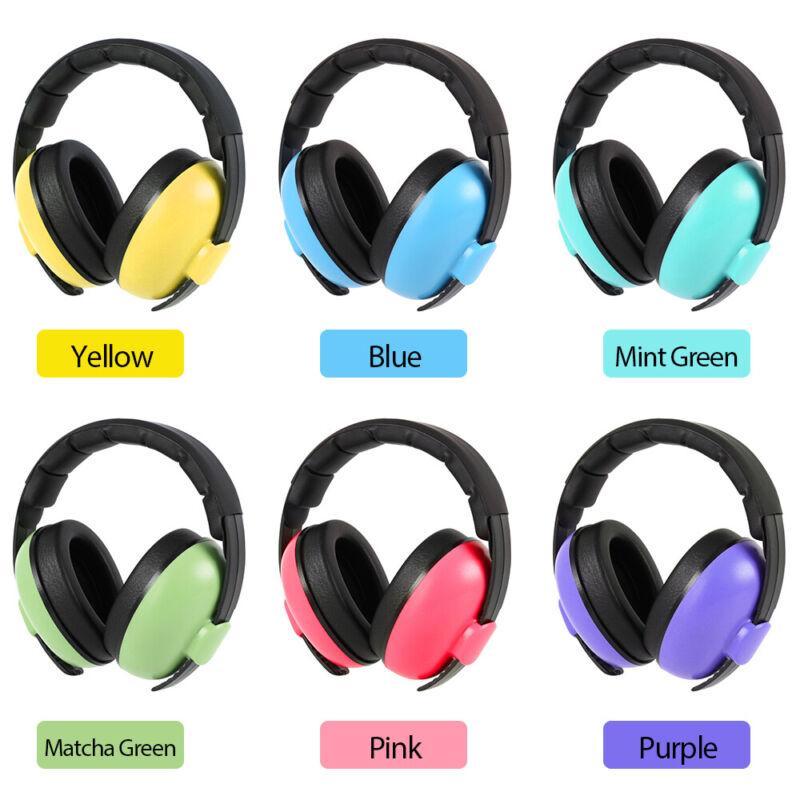 Baby Ear Defenders Children Muffs Noise Reduction Newborn Protectors Kids Child