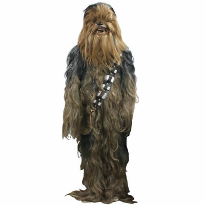 Handmade Star Wars Halloween Costumes (Cosplay Star Wars Chewbacca Costume Fancy Dress Halloween Adult Xmas One)