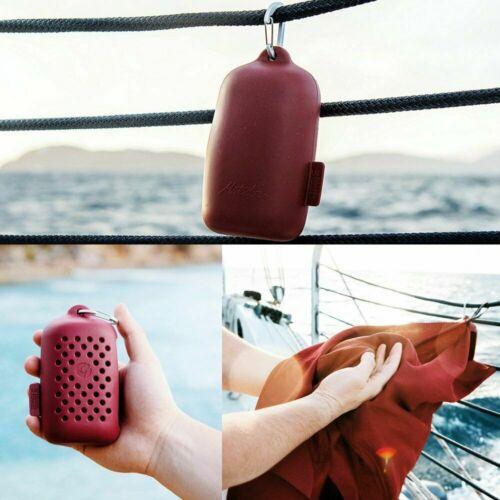 Matador NanoDry Packable Shower Towel- Large (Rust)