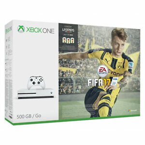Xbox One S Console 500GB  Fifa 17  New Sealed - Shipley, United Kingdom - Xbox One S Console 500GB  Fifa 17  New Sealed - Shipley, United Kingdom