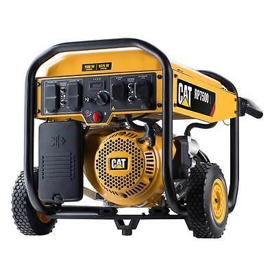 Cat Rp7500e - 7500 Watt Electric Start Portable Generator