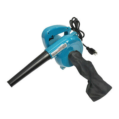 Portable Electric Air Blower Leaf Dust Air Mover Fan Wind Maker