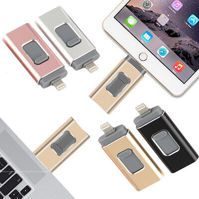 32GB 512GB USB Flash Drive Photo Memory Stick Expansion OTG For iPhone IOS PC - Photo Stick