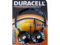 Duracell Stereo Headphones