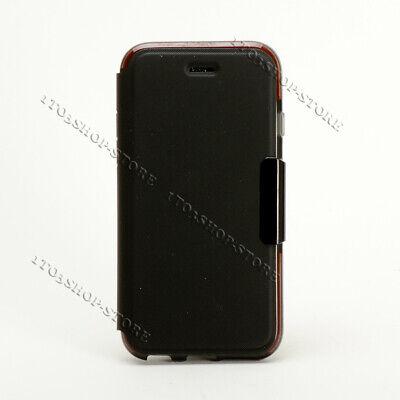 Tech 21 Evo Wallet Folio Flip Cover Case w/Card Slot iPhone 6 iPhone 6s Black