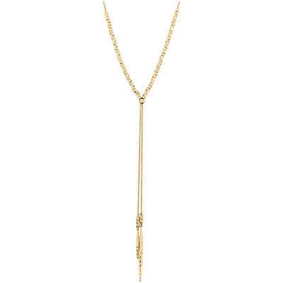 Gorjana Laguna Adjustable Gold Necklace 169108G