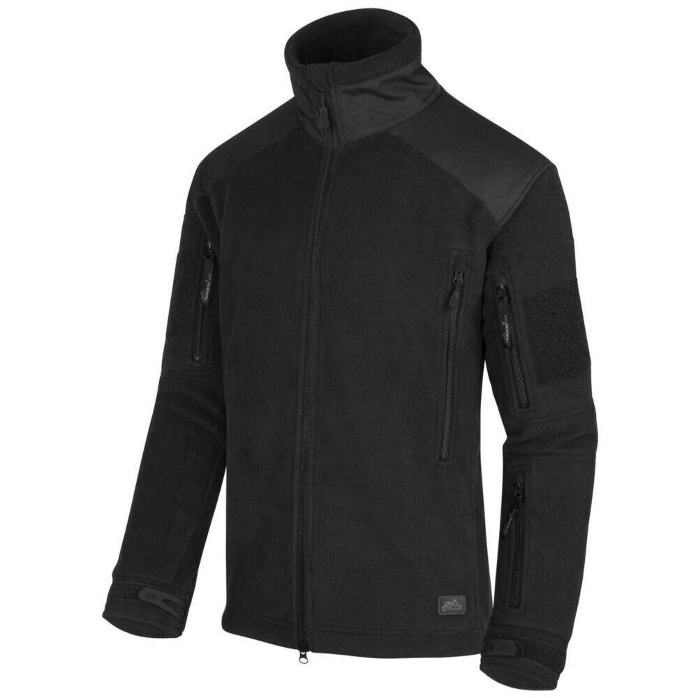 Helikon Tex Liberty Heavy Fleece Jacket Black schwarz Outdoor Jacke