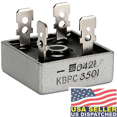 Rectifier 35a - Powerdrive 2 Charger Mac Charger Replace Club Car 1022735-01