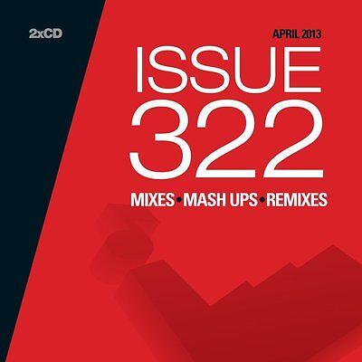 Mastermix Issue 322 Twin DJ CD Set Mixes Inc 'Relax' (30th Anniv Bootleg Mix)