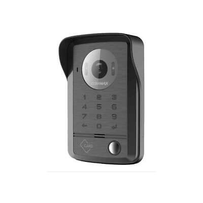 Commax 4 Wire Color Door Camera DRC-40DK White LED On Wall Mount 3Way Access