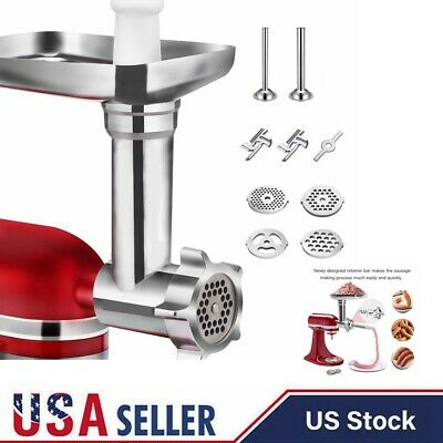 Food Meat Grinder Attachment For KitchenAid Kitchen Aid Stand Mixer Accessory US Kitchenaid Mixer Grinder Attachment