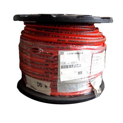 Parker 518c-6-500-cl Non-conductive Fiber Reinforced Hose 38 I.d. X 500 Ft