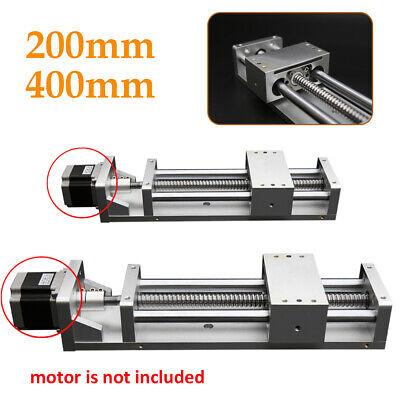 Linear Rail Manual Hand Wheel Module Sliding Table Linear Stage 200mm400mm