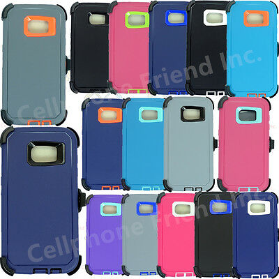 For Samsung Galaxy(S7 Edge)case cover (Belt Clip Fits OtterBox Defender