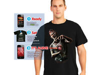Halloween - Digital Dudz Beating Heart Zombie T-Shirt - NEW - XL - Halloween - Fancy Dress - NEW