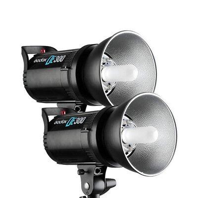 Monolight Вспышки Godox DE-300 300W 300Ws