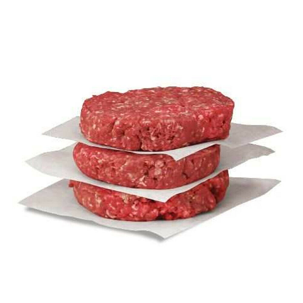"Weston Dry Waxed Hamburger Patty Paper, 5.5"" x 5.5"", Pack ..."