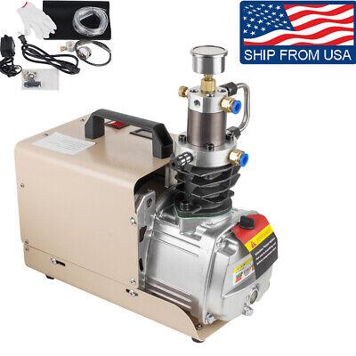 Usahigh Pressure 30mpa Electric Compressor Pump Electric Air Pump
