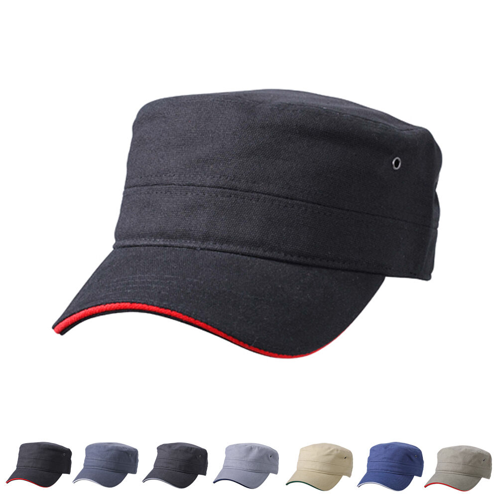 Myrtle Beach Kappe Mütze MILITARY SANDWICH CAP Army Kuba Castro Neu MB6555