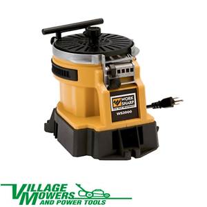 Worksharp WS200 Tool Sharpener 240V 1750RPM (RRP: $420) Ingleburn Campbelltown Area Preview