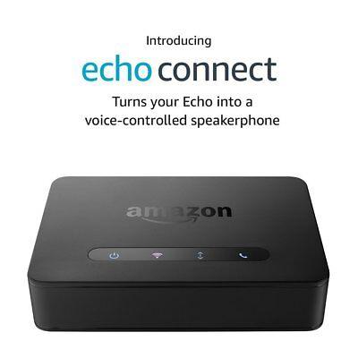 New Amazon Echo Connect, Alexa Enabled