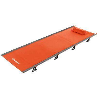 KingCamp Ultralight Compact Folding Camping Tent Cot Bed, 4.