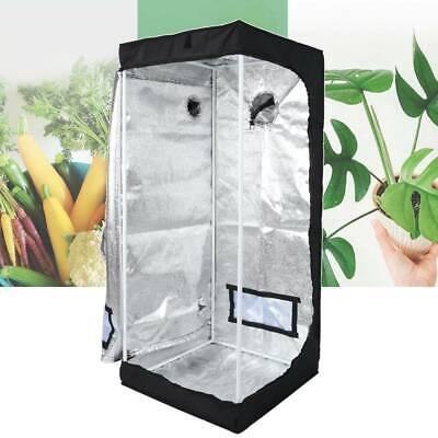 600D Grow Light Tent Kit Indoor Plant Light Hydroponic Grow Tent Room Plant Box