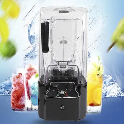 Soundproof Commercial Grade Blender Mixer Juicer Comercial Smoothie Blender