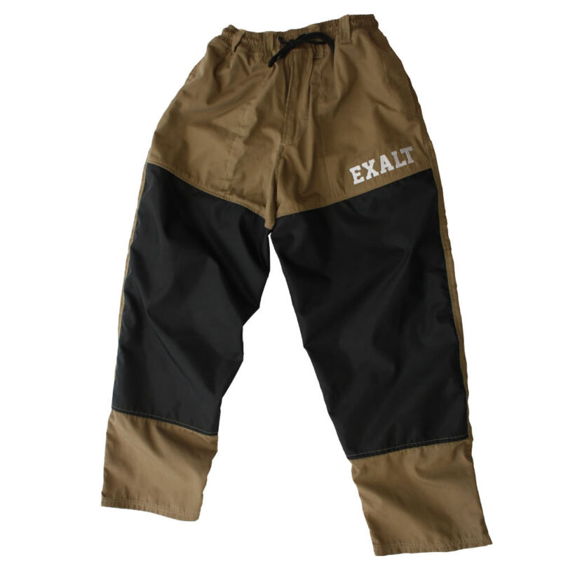 Exalt Throwback Pants Tan / Black - Small - Paintball