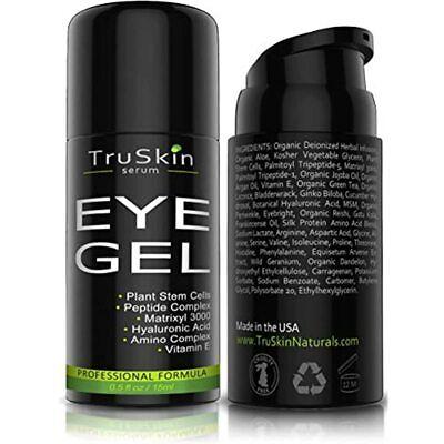 Gels Best Eye For Wrinkles, Fine Lines, Dark Circles, Puffiness, Bags, 75% (Best Eye Gel For Fine Lines)