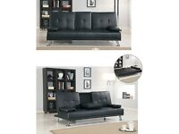 leather sofa bed with same day delivery