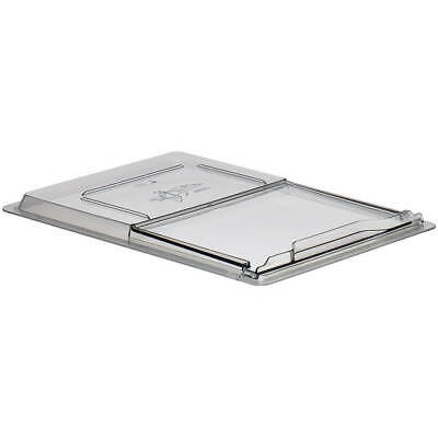 Cambro Camwear Sliding Lid For Food Storage Boxes 18 X 26 6pk Clear 1826sccw