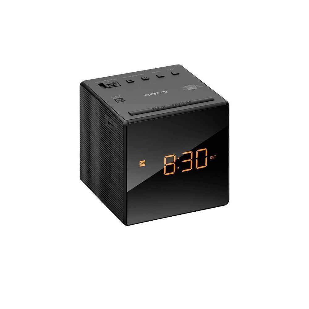Sony ICF-C1 Black Clock Radio ICFC1