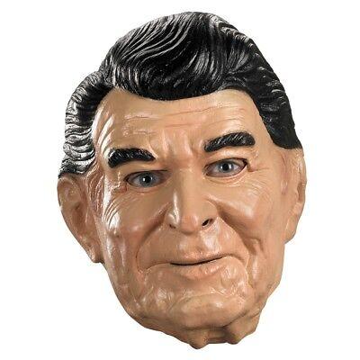 Erwachsene Politisch Ronald Reagan President Maske Kostüm
