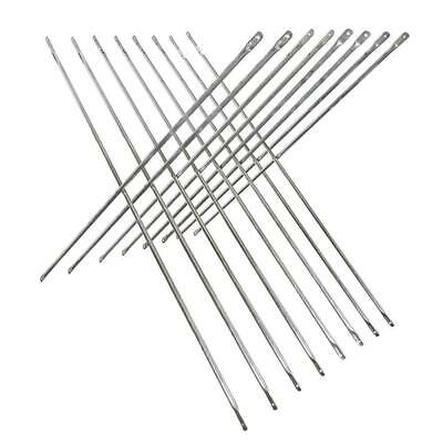 4x7 Scaffold Cross Brace Steel Scaffolding Bars Walk-through Frame 8-pack Pair