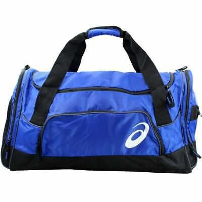 ASICS Edge II Duffle Bag  Athletic   Bags - Blue - Mens