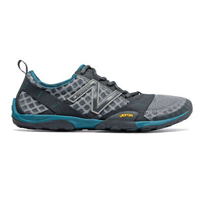 New Balance Mens Minimus 10v1 Trail Running Shoes Trainers Sneakers Blue Grey