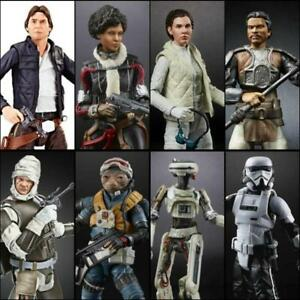 Star Wars Black Series 6 Inch Action Figures Wave 19